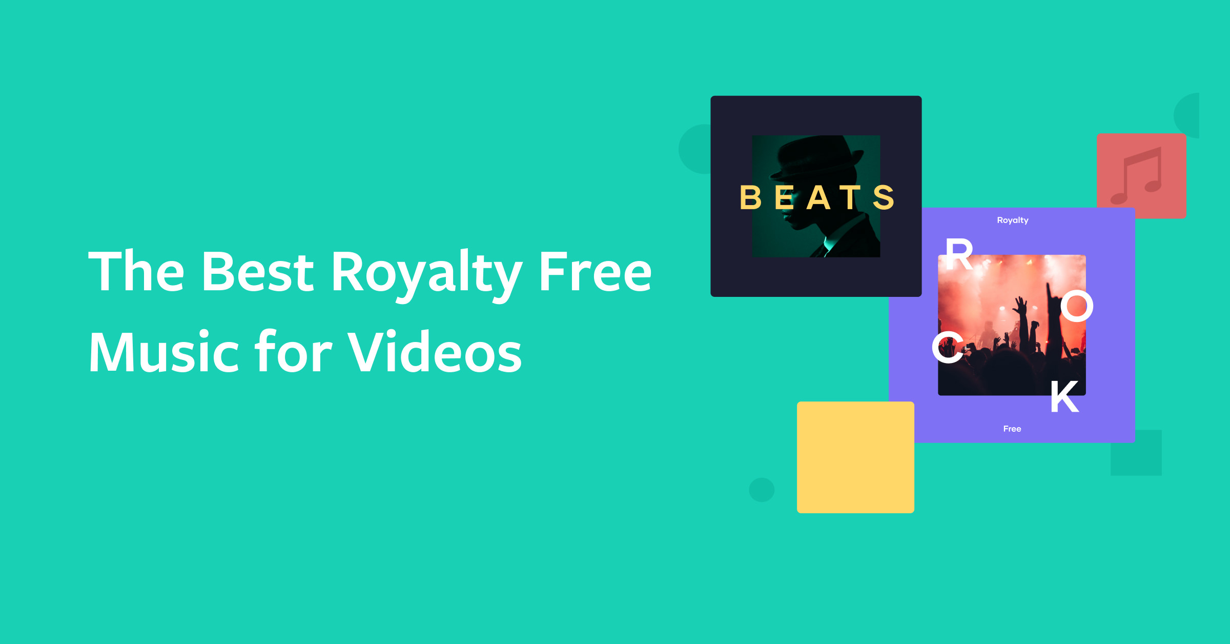 The Best Royalty Free Music for Videos | Motion Array