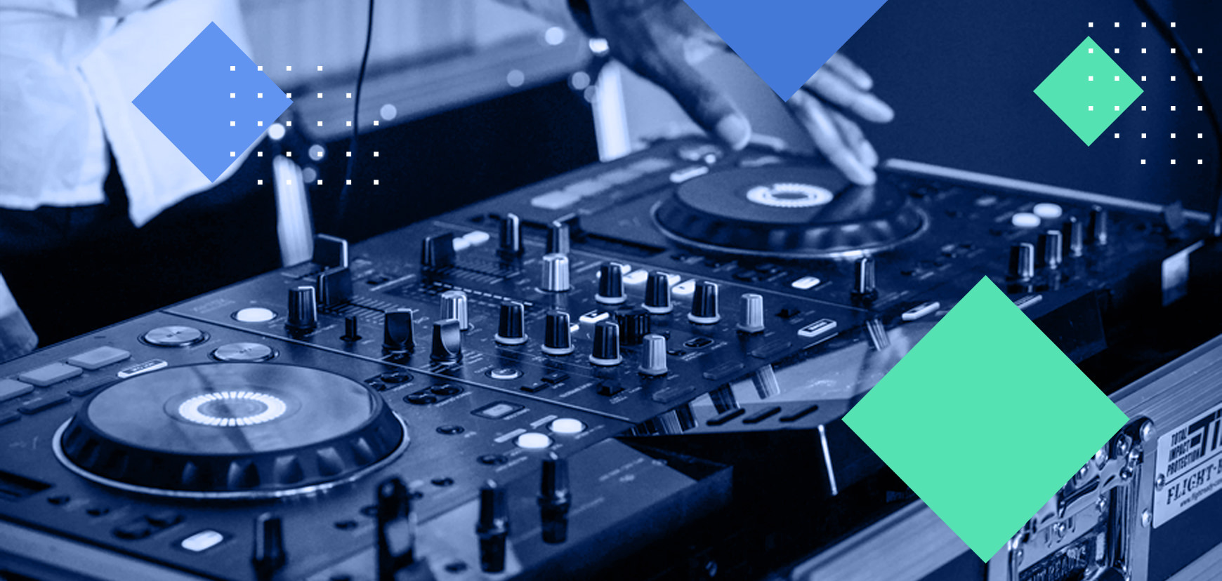 17 Energetic Royalty Free Electronic Music to Bring the Beat